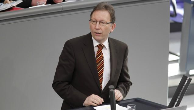 Erwin Rüddel (Rheinland-Pfalz, CDU), Vorsitzender des Gesundheitsausschusses (Foto: Imago)