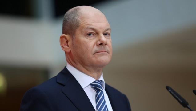 Olaf Scholz (59, SPD) wird Finanzminister und soll die Regierungsmannschaft der SPD koordinieren. (Foto: Imago)