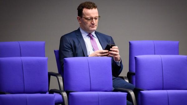 Spahn will Wettbewerb bei E-Rezept-Apps ermöglichen