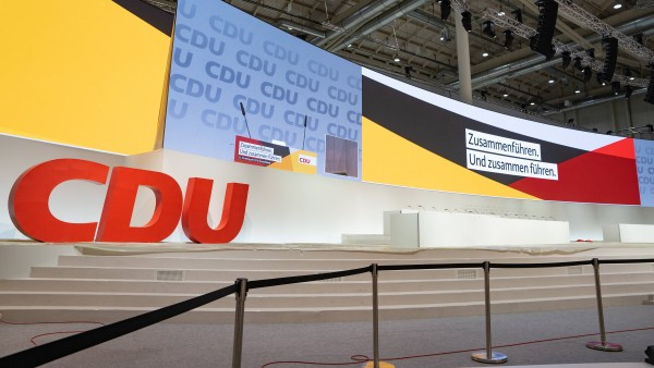 Was bedeutet die Wahl zum neuen CDU-Vorsitz für die Apotheker?