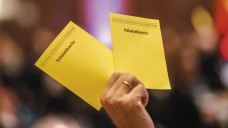 Soll über den Antrag der Apotheker aus NRW abgestimmt werden, braucht er Unterstützer. (Foto: as / DAZ)