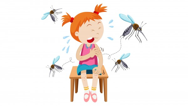 Was hilft bei Mückenstichen?