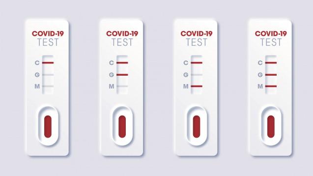 Bedeuten negative Ergebnisse, dass man tatsächlich nicht infiziert ist? (Foto: Romain Talon / stock.adobe.com)