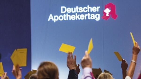 Zwei brisante Anträge weniger beim Deutschen Apothekertag