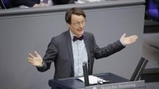 SPD-Gesundheitsexperte Karl Lauterbach und Bundesgesundheitsminister Jens Spahn (CDU) vertreten bei der Organspende die doppelte Widerspruchslösung, eine andere Gruppe von Parlamentariern will Bürger bei Behördenbesuchen nach der Organspende-Bereitschaft fragen. (Foto: Imago)