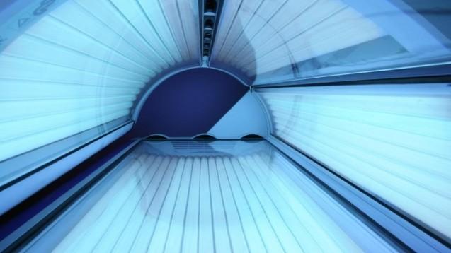 Die Deutsche Krebshilfe möchte Solarien am liebsten verbieten lassen. (Foto: Piotr Mitelski/stock.adobe.com)