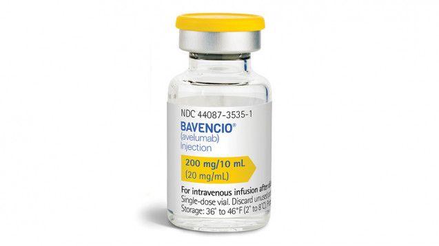 Avelumab bei metastasiertem Merkelzellkarzinom: Der neue Checkpoint-Inhibitor hemmt PD-L1. (Foto: Pfizer)