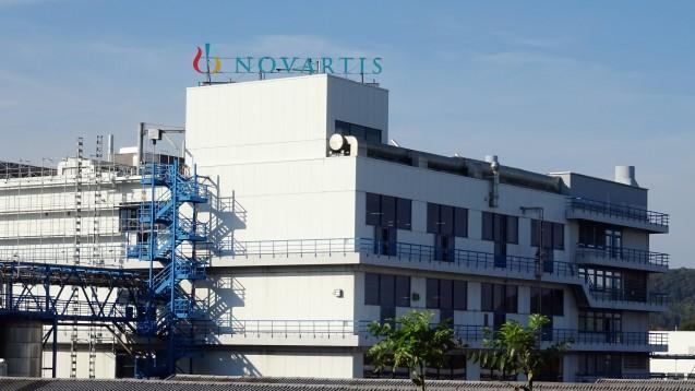 Der Pharmakonzern Novartis will mithilfe des US-Konzerns Amazon die Produktionsprozesse in seinen Werken effizienter gestalten. (s / Foto: imago images / Geisser)