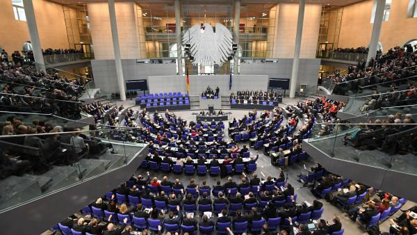 Das ist der neue Bundestag