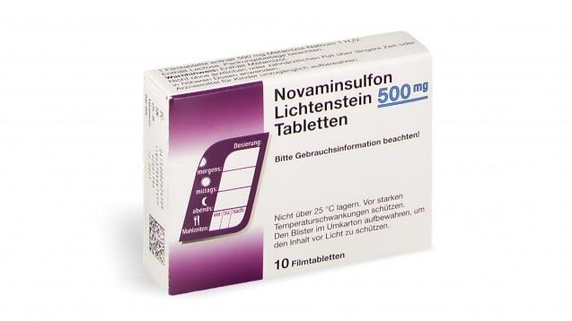 Metamizol kann zu Leberschäden führen, darüber informierte am 15. Dezember ein Rote-Hand-Brief. (p / Foto: Zentiva)