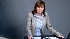 Aus, vorbei: Die Essener SPD-Abgeordnete Petra Hinz fälschte ihren Lebenslauf und scheidet nun aus dem Bundestag aus, hat aber Anspruch auf ein Übergangsgeld.