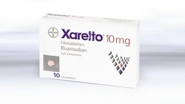 Xarelto – ein Arzneimittel, das in den USA zu zahlreichen Klagen geführt hat. (Foto: Bayer)