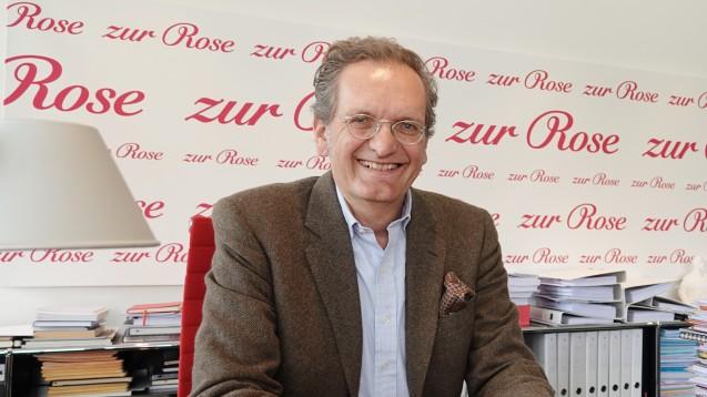 Walter Oberhänsli stellt das Edikt von Salerno jetzt offen infrage. (c / Foto: picture alliance)