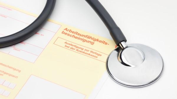 Rücken und Psyche sorgen für Rekordkrankenstand