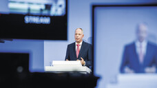 In seiner Sitzung am 16. September 2021 hat der Aufsichtsrat Dr. Michael P. Kuck für weitere fünf Jahre zum Vorstandsvorsitzenden bestellt. (x / Foto: Noweda)