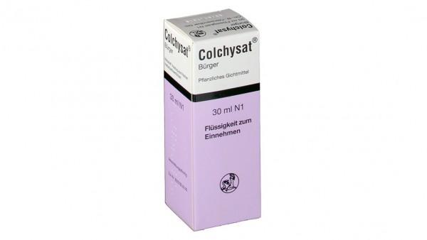 Die große Packung Colchicin-Tropfen soll verschwinden