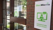 Bleibt geschlossen: Die Videoberatung von DocMorris in Hüffenhardt. ( r / Foto: diz)