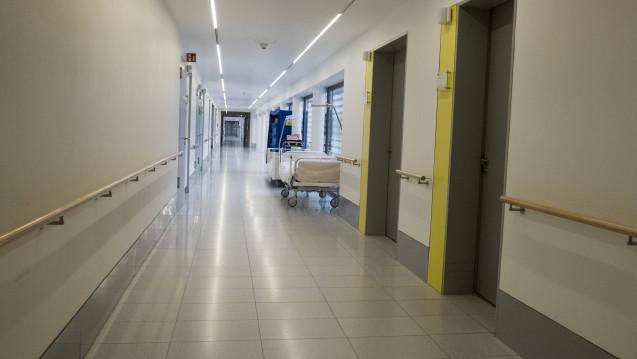 Einem Zeitungsbericht zufolge investieren die Bundesländer Milliarden zu wenig in Krankenhäuser (Foto: Imago).