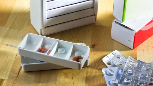 Viele Patienten erhalten eine Polymedikation. (c / Foto: Colette/stock.adobe.com)