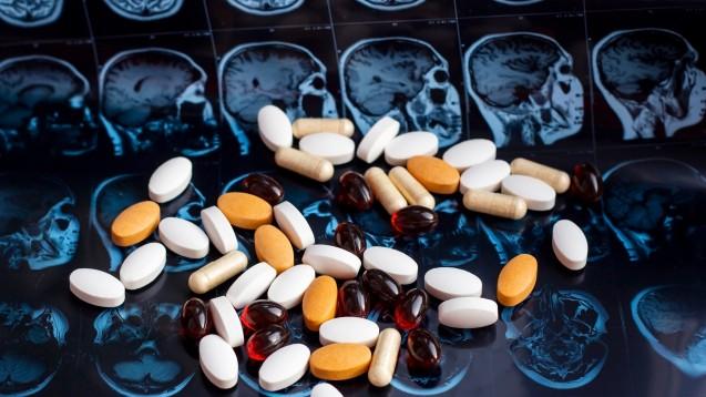 Bislang gibt es gegen Alzheimer keine Therapie.Wie der vfa mitteilt, erproben aber allein zwölf seiner Mitgliedsunternehmen neue Mittel in verschiedenen Studien, viele darunter bereits in der entscheidenden Phase III. (Foto:Katsiaryna/stock.adobe.com)