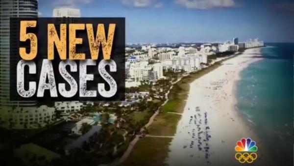 Miami bestätigt erstmals lokale Ausbreitung auf US-Festland