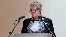 Niedersachsens Kammerpräsidentin Magdalene Linz nimmt Bundesgesundheitsministr Jens Spahn beim Wort. (Foto: Apothekerkammer Niedersachsen)