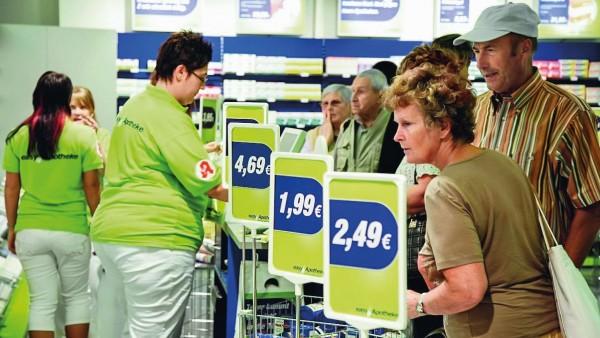 Easy-Apotheken erhöhen Umsatz um 19 Prozent