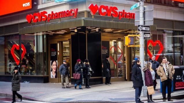Mit fast 10.000 Apotheken im ganzen Land ist CVS die größte Kette des Landes. (Foto: imago images / Levine-Roberts)