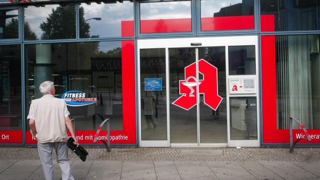 Die Apothekenzahl sinkt weiter, auch im Saarland. (m / Foto: imago images / Ritter)