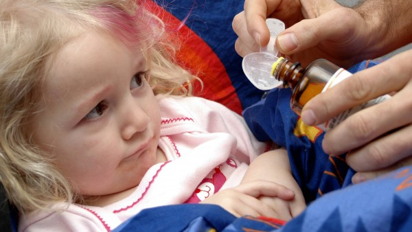 Fit für pädiatrische Lösungen und Suspensionen