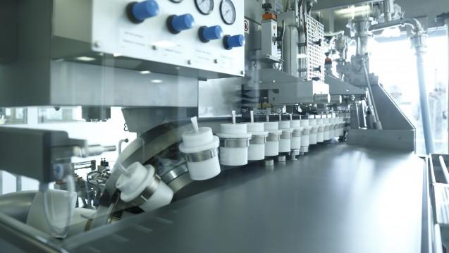 Die Produktion bei Stada läuft, doch die Übernahme des Arzneimittelherstellers durch die Investoren Bain und Cinven stockt. (Foto: Stada)