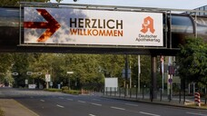 Ab dem heutigen Nachmittag werden die Delegierten beim DAT in Düsseldorf wichtige Apothekenthemen dikutieren. (Foto:/Schelbert)