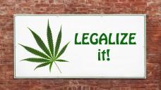 Die Zustimmung zur Cannabis-Legalisierung ist groß. (Foto: Markus Bormann/Fotolia)