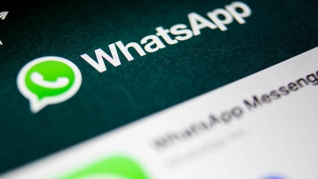 AU-Scheine über WhatsApp: Eine Hamburger Firma bietet diesen Service nun an, die Ärzte warnen vor der Nutzung des Services. (c / Foto: imago)
