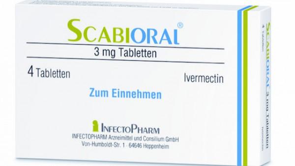 Erneuter Lieferengpass bei Ivermectin-Tabletten