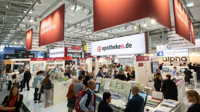 Kein Bummel über die Expopharm-Messe: Avoxa sagt die Expopharm 2021 in Düsseldorf ab. (s / Foto: Schelbert)