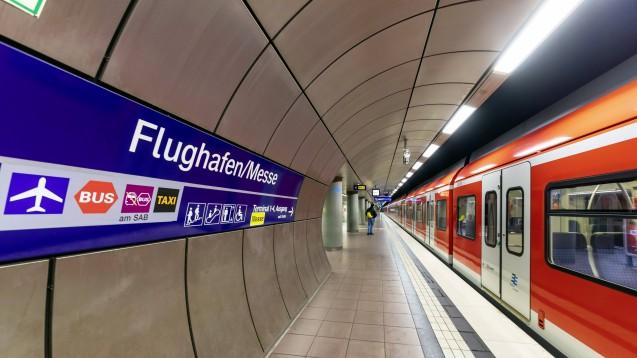 Nächster Halt Interpharm: Zum 30. Geburtstag gastiert der Fortbildungskongress an der Messe Stuttgart. (c / Foto: imago)