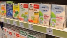 Aufgrund der aktuellen Rechtssprechung könnten Ginkgo-Extrakte demnächst aus Drogerieregalen verschwinden. (Foto: DAZ.online)