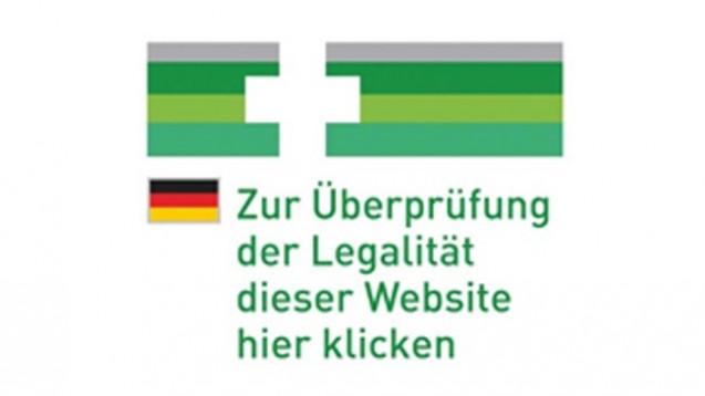 Ab heute können Internetversender von Arzneimitteln durch ein neues EU-Logo ihre Legalität nachweisen. (Bild: BMG)