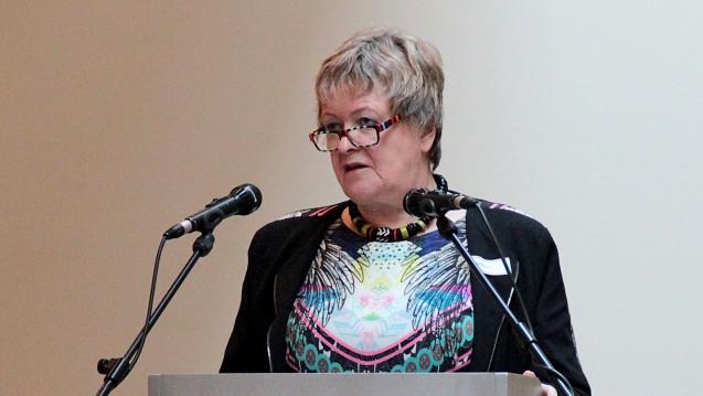 Magdalene Linz leitet am heutigen Mittwoch ihre letzte Kammerversammlung. (s / Foto: Archivbild/AK Niedersachsen)