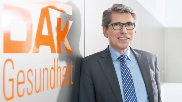 Der neue DAK-Vorstand Andreas Storm macht sich für die Digitalisierung des Gesundheitswesens stark. (Foto: DAK Gesundheit)