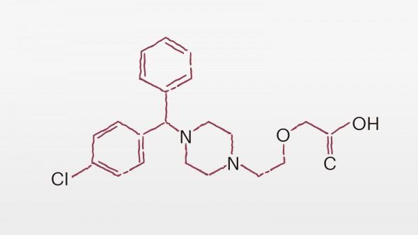 Cetirizin undLevocetirizin