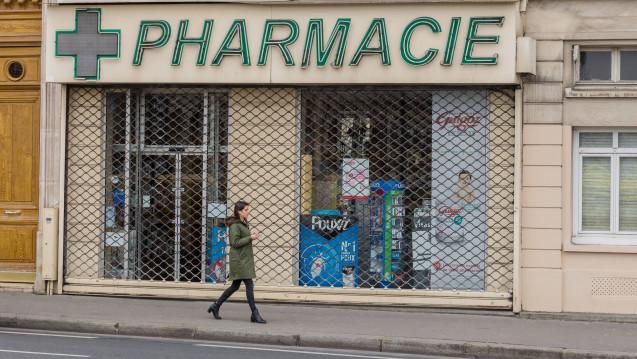 Apotheke Frankreich Billmann