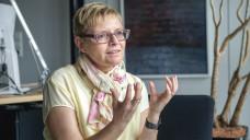 Die gesundheitspolitische Sprecherin der SPD, Sabine Dittmar, meint, dass die Apotheker sich durch das Rx-Versandverbot selbst schädigen. (Foto: Külker)