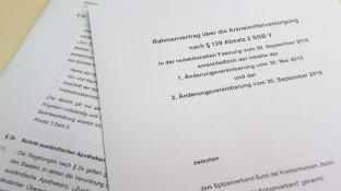 Liegt die Lösung im Rahmenvertrag?