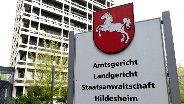 Vor dem Landgericht Hildesheim mussten sich zwei Brüder wegen möglicher Arzneimitteldelikte verantworteten. (Foto: dpa)