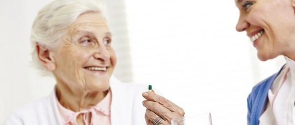Polymedikation im Pflegeheim