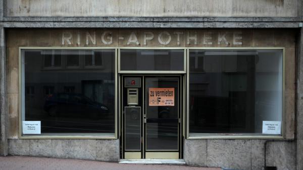Ein Drittel weniger Inhaber in Westfalen-Lippe