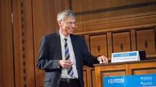 """Bei aller Kritik: Thomas Müller-Bohn empfahl den """"Plan"""" als ersten Schritt zur patientenorientierten Pharmazie zu bewerben. (Foto (2): Sandra Birkner)"""