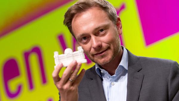 FDP-Chef Lindner brüstet sich mit Apotheker-Shitstorm